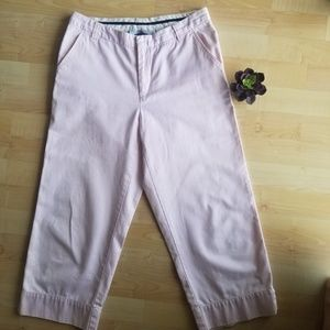 Old Navy Pink Capris Size 4